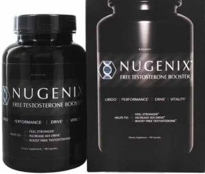 Nugenix purportedly works to launch the bound hormones, which in turn provides the user with greater testosterone levels, contributing to strength, endurance and an improved overall sexual function.
